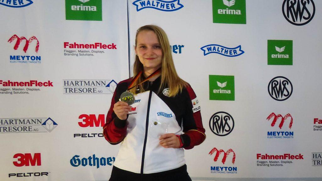 KK Liegendkampf Larissa Weindorf